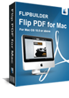 publicar flip book animado no Mac